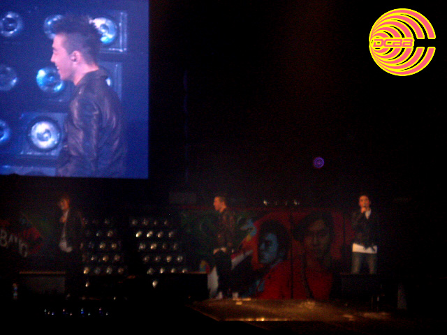 Big Bang Global Warning Concert in BUSAN 12 Apr 2008 (Short clip of HYD parody) 35iug510