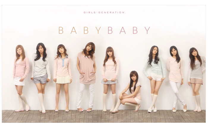 "SNSD Next Single is ""Baby Baby"" (Plus a Repackaged Album) Baby210"