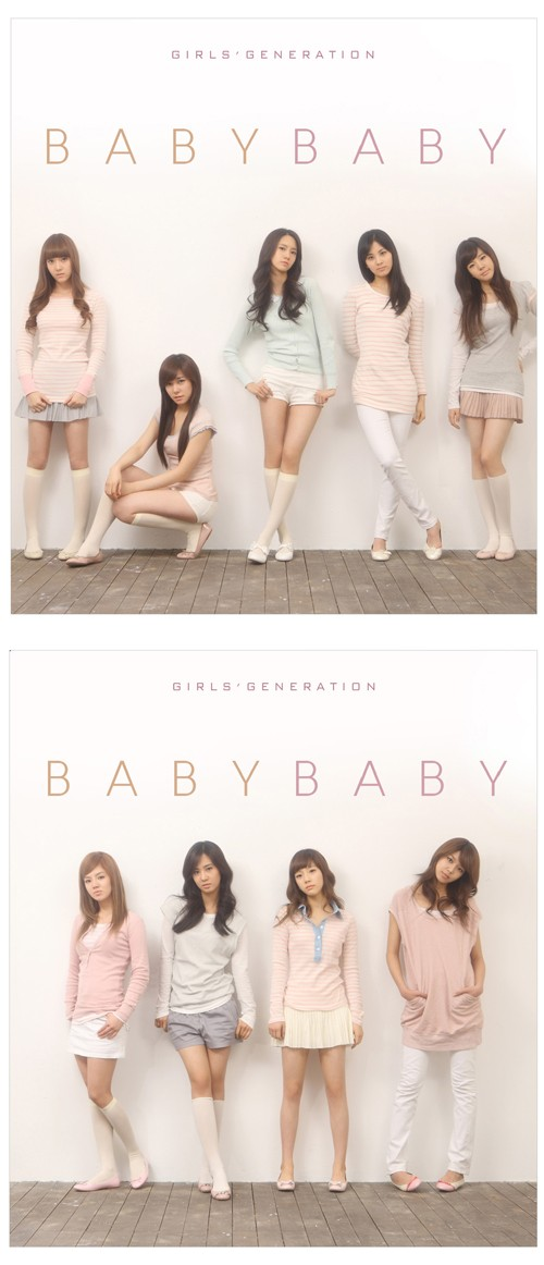 "SNSD Next Single is ""Baby Baby"" (Plus a Repackaged Album) Baby310"