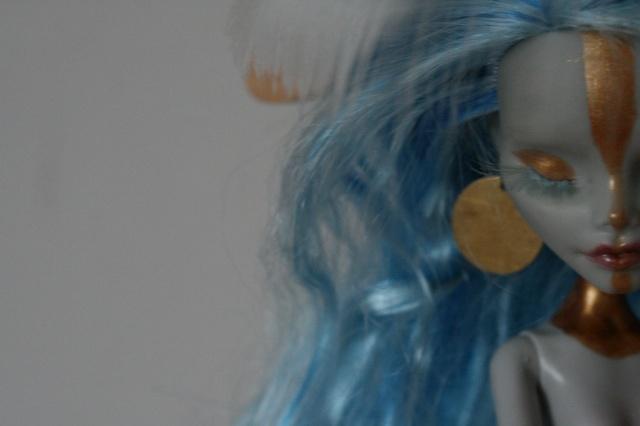 [MH Ghoulia Yelps + Claudeen Wolf] Custo - Makeup Mh_00610