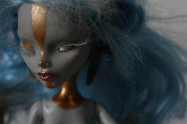 [MH Ghoulia Yelps + Claudeen Wolf] Custo - Makeup Mh_00710