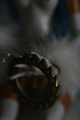 [MH Ghoulia Yelps + Claudeen Wolf] Custo - Makeup Mh_01310