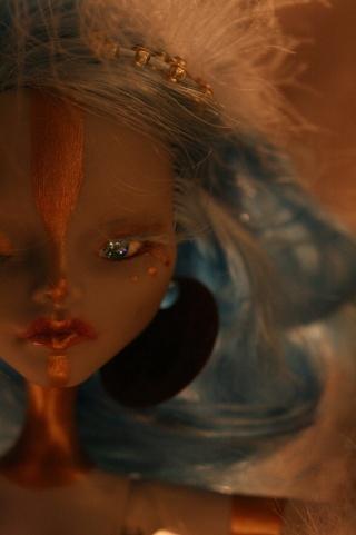 [MH Ghoulia Yelps + Claudeen Wolf] Custo - Makeup Mh_04710