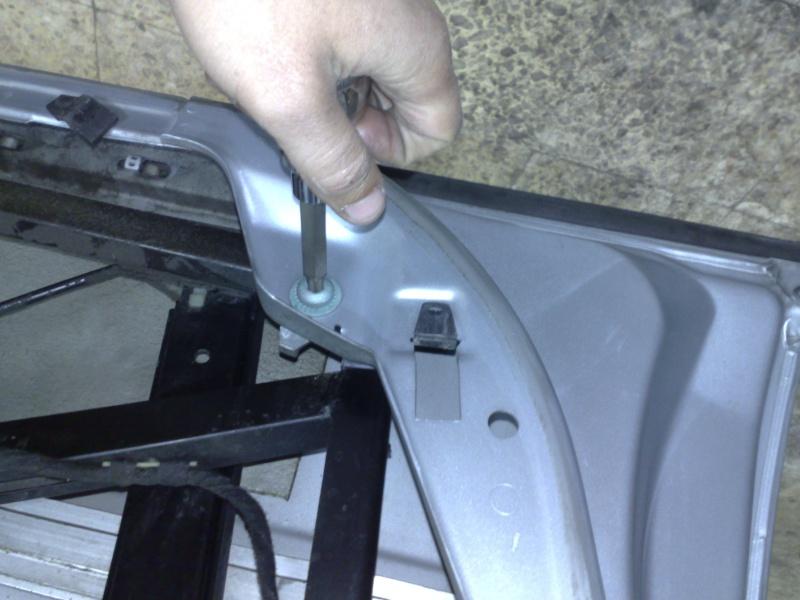 substituir elevador de vidros da A6 Foto1610