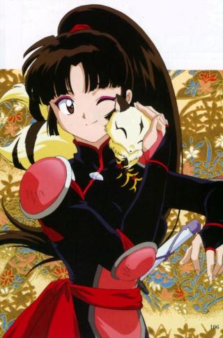 Que personaje de Inuyasha es tu favorito? Sango-11