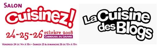 Salon de cuisine des bloggers et forumistes à Paris 30683710