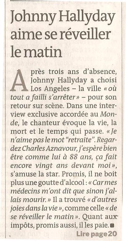 Johnny dans la presse 2018 00221