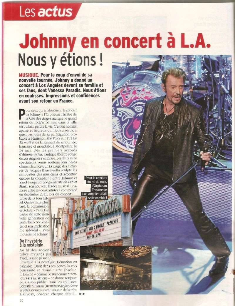 Johnny dans la presse 2018 00416