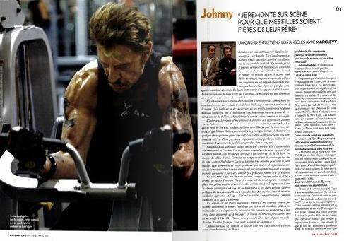 Johnny dans la presse 2018 413