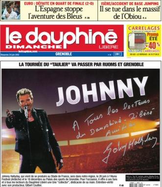 Johnny dans la presse 2018 - Page 2 Dauphi10