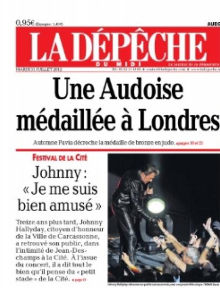 Johnny dans la presse 2018 - Page 2 Depech11
