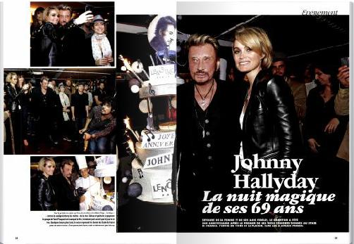 Johnny dans la presse 2018 - Page 2 Gala111