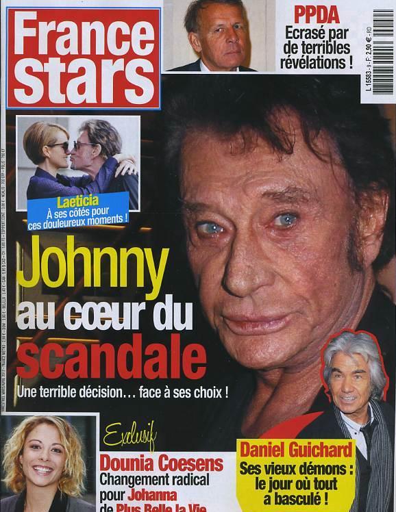 Johnny dans la presse 2018 L558310
