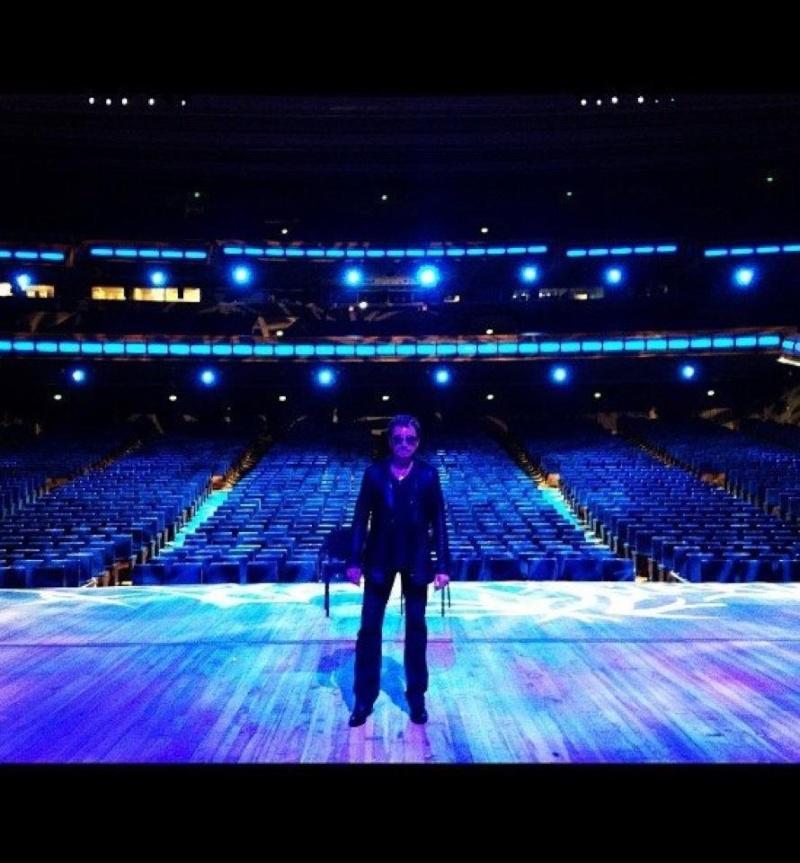 Les nouvelles dates de concerts de Johnny : Moscou10