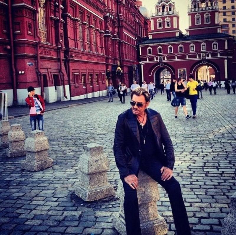 Les nouvelles dates de concerts de Johnny : Moscou12