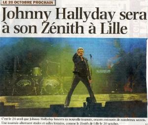 Johnny dans la presse 2018 Ne030410