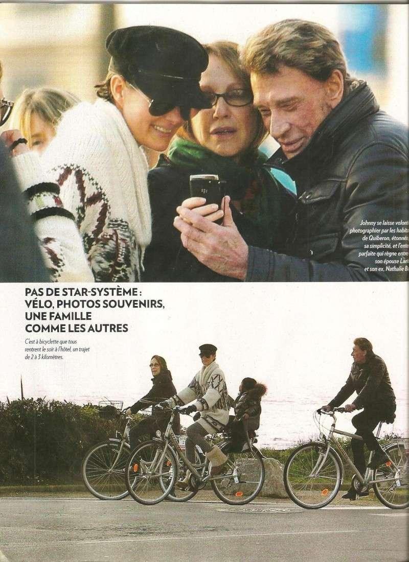4 pages dans Paris-Match Pm011212