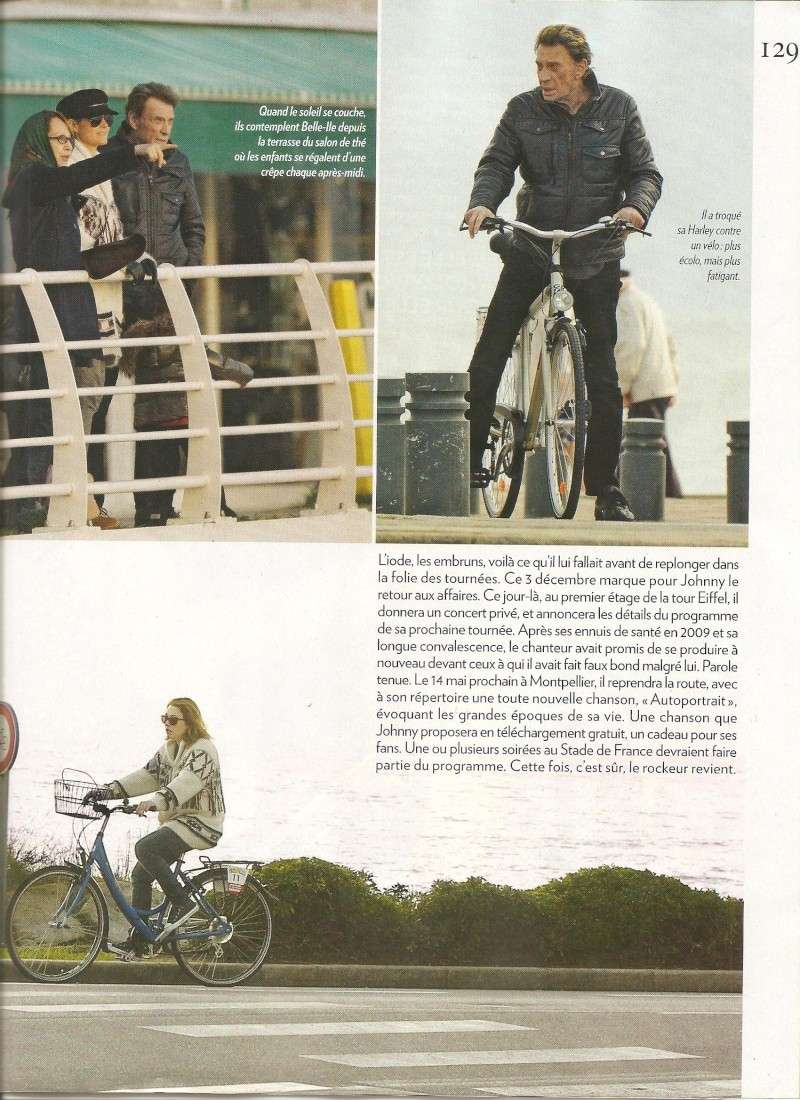 4 pages dans Paris-Match Pm011213