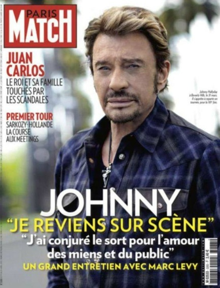 Johnny dans la presse 2018 Pm10