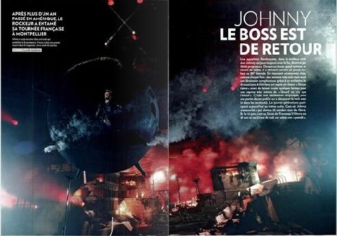 Johnny dans la presse 2018 Pm110