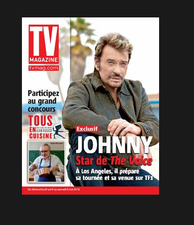 Johnny dans la presse 2018 Tvmag10