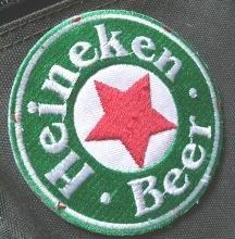 Vends patch heineken Patch_12