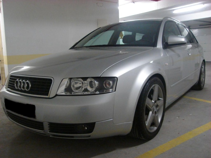 Audi A4 Avant TDI 130CV B6/8E de 2002 Dsc02410
