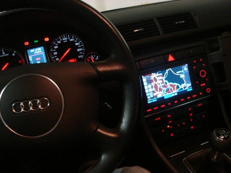 Audi A4 Avant TDI 130CV B6/8E de 2002 Dsc02510