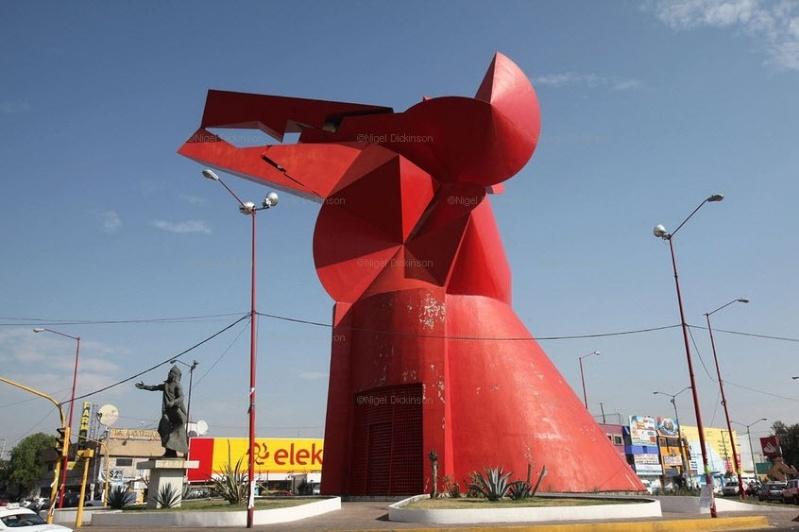 [Mexique] - Œuvres monumentales 01-11-10