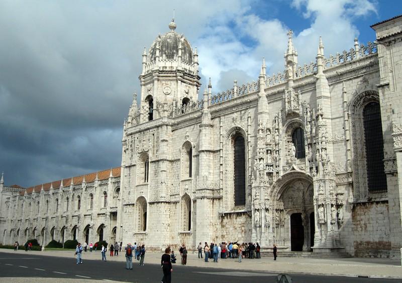 Monastère des Hiéronymites (Mosteiro dos Jeronimos) - Lisbonne - Portugal 10115411