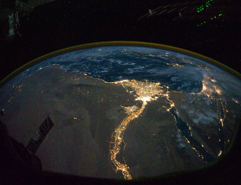 [NEWS] La Terre vue de l'Espace selon le cosmonaute Fyodor Yurchikhin 15-01-10