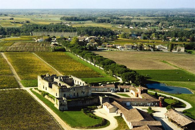 Le Château de Fargues - Sauternes - Gironde - France 1_farg10