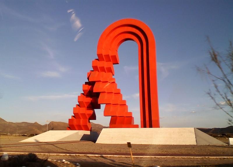 [Mexique] - La puerta de Chihuahua 20123311
