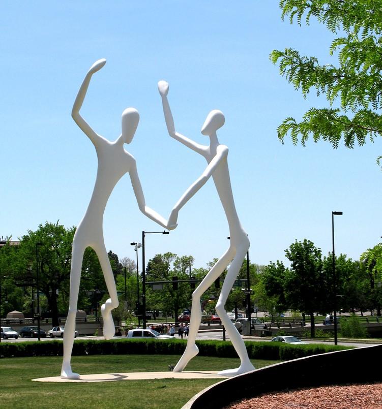 STREET VIEW : les sculptures 25369510
