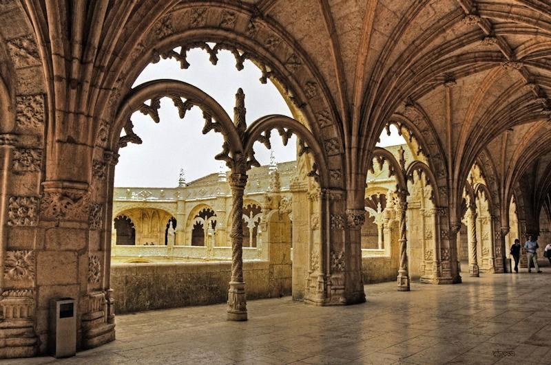 Monastère des Hiéronymites (Mosteiro dos Jeronimos) - Lisbonne - Portugal 26039310