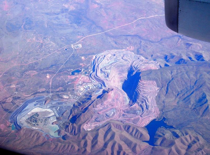 [Australie] - La mine d'Argyle 40231511