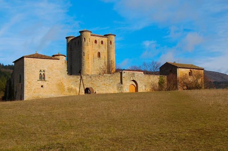 Le château d'Arques - Aude - France 45852910