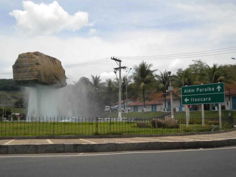 Croisement de la pierre - Santo Antonio de Padua - Brésil 67346110