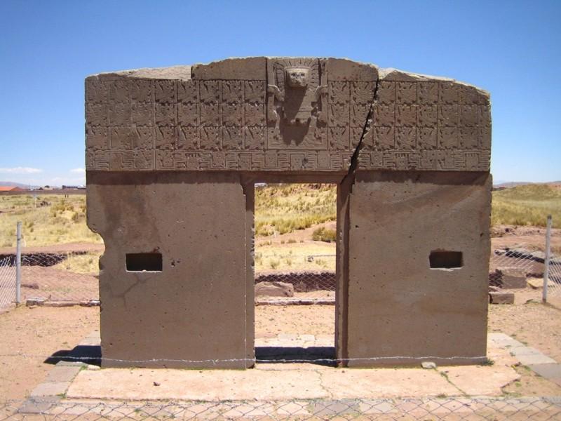 Cité de Tiahuanaco, Tiwanaku (en aymara) - Bolivie 86446010