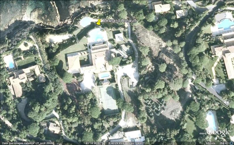 Bernard Arnault - sa villa à Saint-Tropez - France Bernar11