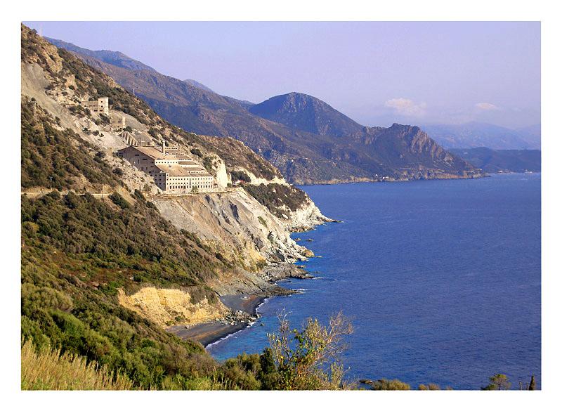 Mine de Canari - Haute Corse - FRANCE Canari10