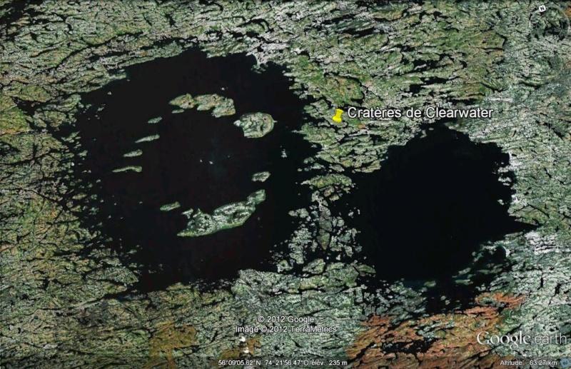 [Canada] - Les cratères d'impact Cratar10