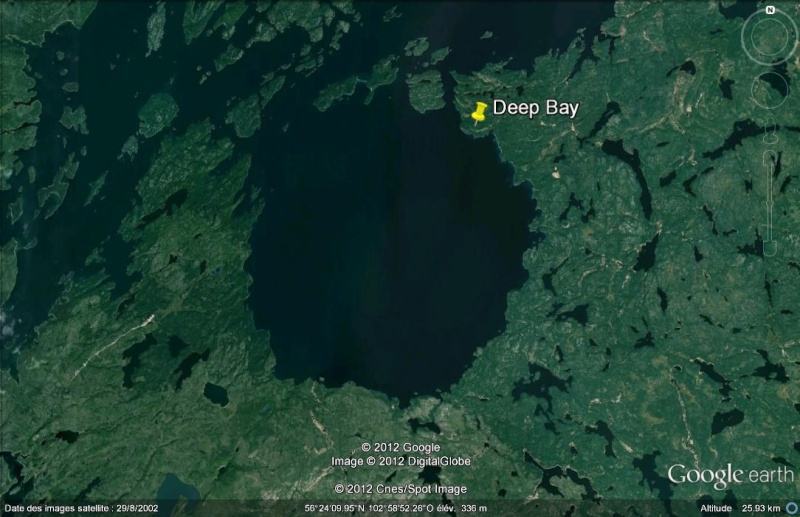 [Canada] - Les cratères d'impact Deep_b10