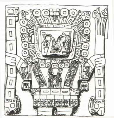 Cité de Tiahuanaco, Tiwanaku (en aymara) - Bolivie Detall10