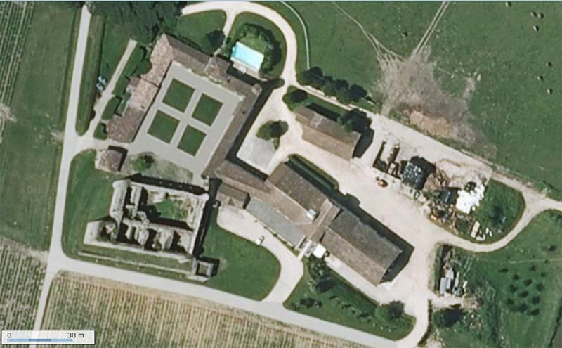 Le Château de Fargues - Sauternes - Gironde - France Fargue10