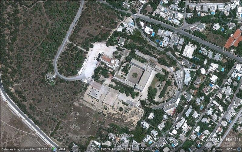 Colline de Byrsa - Carthage - Tunisie Ge_byr10