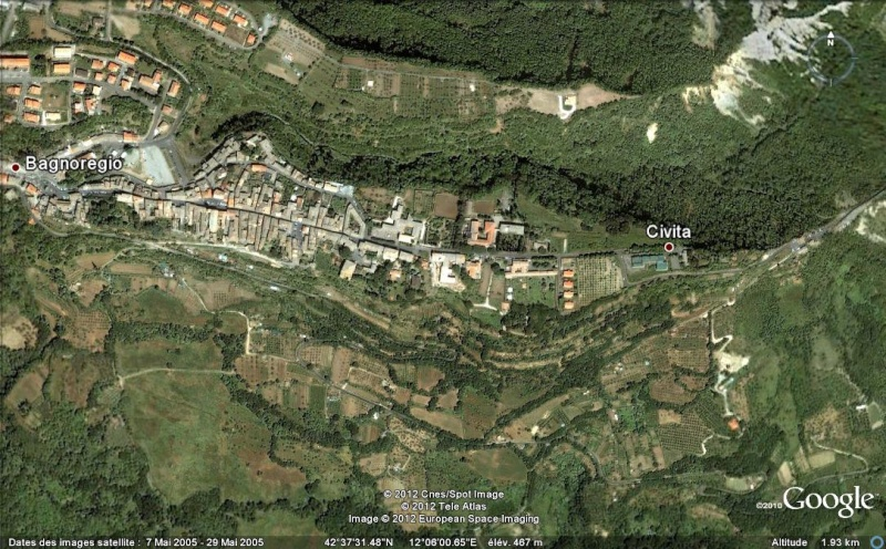 Civita di Bagnoregio - Italie Ge_civ10