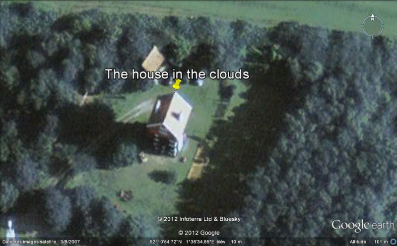 House in the clouds - Thorpeness - Angleterre Ge_hou10