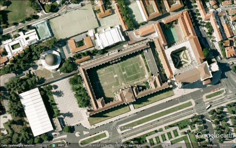Monastère des Hiéronymites (Mosteiro dos Jeronimos) - Lisbonne - Portugal Ge_mon10