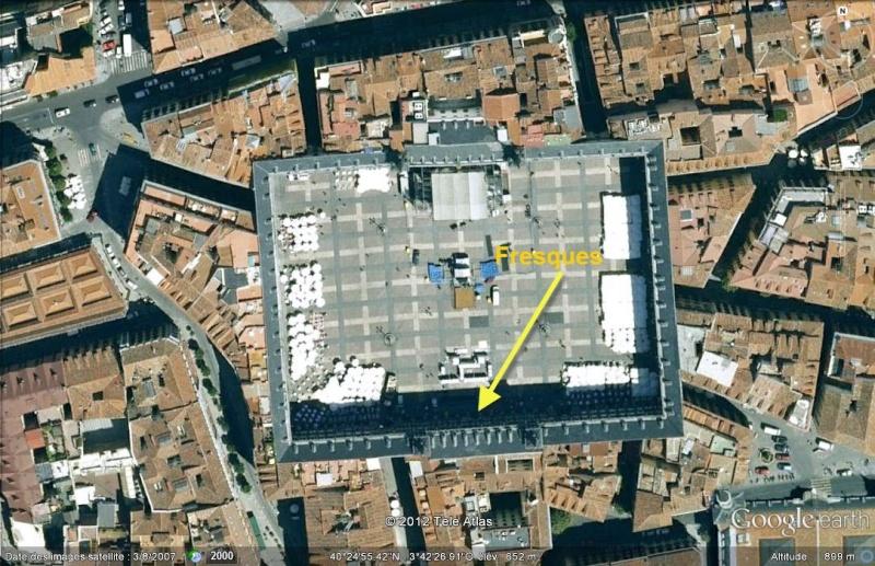 plaza Mayor Madrid Espagne Ge_pla11
